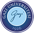 Gazi universitesi logo